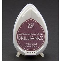 Brilliance Dew Drop, Pearlescent Crimson