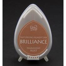 Brilliance Dew Drop, Pearlescent Rust
