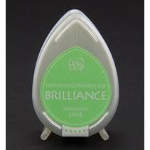 Brilliance Dew Drop, Nacré Lime