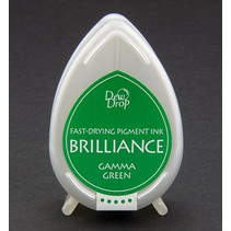 Brilliance Dew Drop, Gamma Vert