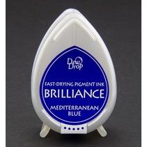 Brilliance Dew Drop, bleu Méditerranée
