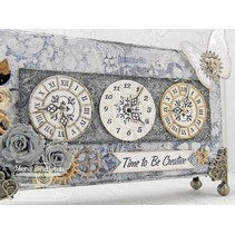 Poinçonnage et gaufrage modèle: Timepieces