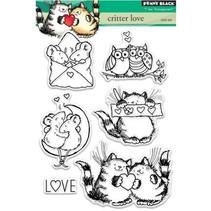 timbre transparent: amour Critter