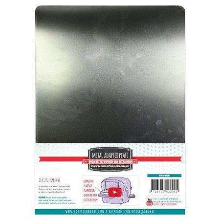 MASCHINE / MACHINE & ACCESSOIRES Tamaño de las placas de metal: A4