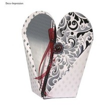 Template, boîte de coeur