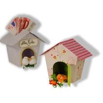 Template, birdhouse