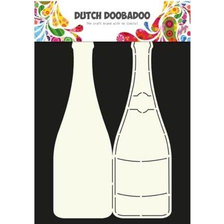 Dutch DooBaDoo máscara de plástico A4