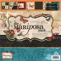 """Bloc Designer, 30,5 x 30,5 cm, """"Mariposa"""""""