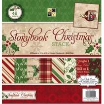 """NUEVO! Bloque de diseño """"Libro de cuentos de Navidad"""""""