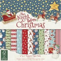 Designer Papierblock, Christmas
