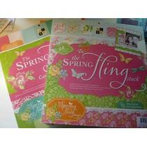 Designer Block, The Spring Fling