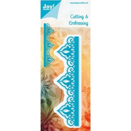 Joy!Crafts und JM Creation Stansning og prægning skabelon: Grænser