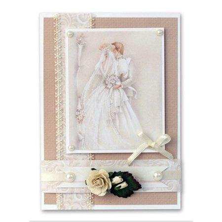 BASTELSETS / CRAFT KITS: Notecards sæt Wedding