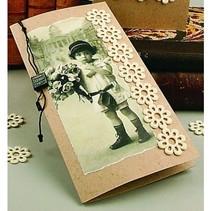 10 cartes et enveloppes