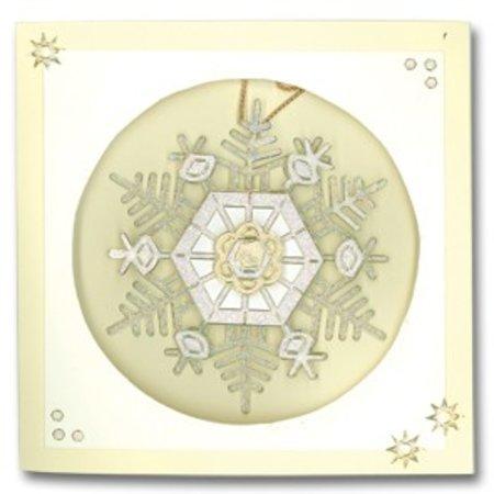 Bücher und CD / Magazines A5 projektmappe: Transparent Glitter Stickers