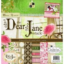 "Designer Block, ""Dear Jane"""