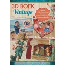 A4 Paper: 3D Vintage