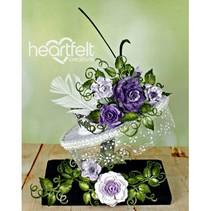 """CREATIONS Heartfelt """"Roses de vigne classique"""""""