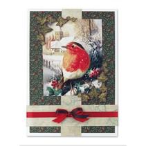 Fancy Grænser Print Fancy jul II