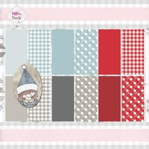 Designerblock, 15,5 x 15,5 cm, Basics