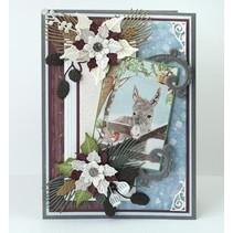 Stanz- und Prägeschablone: Petra´s Twigs Sets