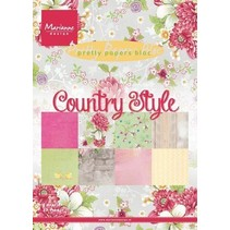 Pretty Papers Bloc Country Style (PK9130)