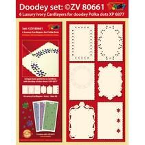 6 Luxury card layouts