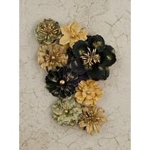 Time Travelers, 8 fleurs
