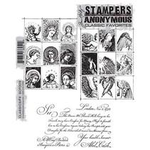 Tim Holtz Stamp