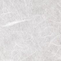 Straw silk paper, 47 x 64 cm, white