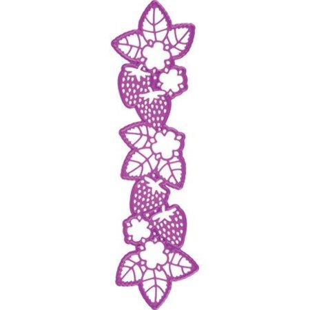 Joy!Crafts und JM Creation Strawberry Bordure