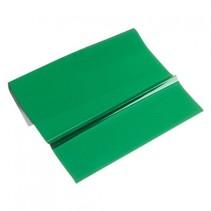 folha metálica, de 200 x 300 mm, 1 folha, verde