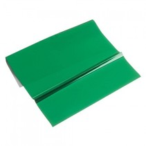 Metallic foil, 200 x 300 mm, 1 sheet, green
