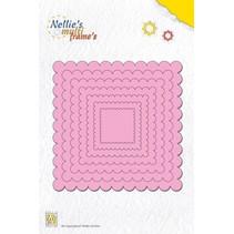 Multi skabelon firkanter