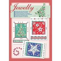 Karten Set: Jewelly Christmas set