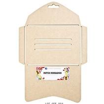 DooBaDoo holandesa: Plantilla de sobres