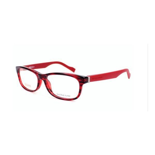 HUGO BOSS Boss Orange BO 0147 6SA Red/Striped Black