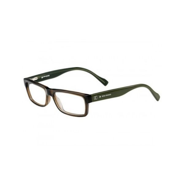 HUGO BOSS Boss Orange BO 0087 ZM1 Green/Brown