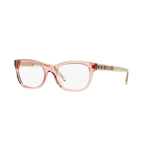 Burberry - BE 2213 3565 Transparent Rose/Beige