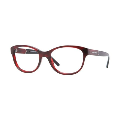 Burberry - BE 2151 3322 Dark Red/Black