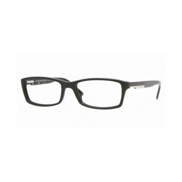 Burberry Burberry - BE 2077 3001 Black/Silver