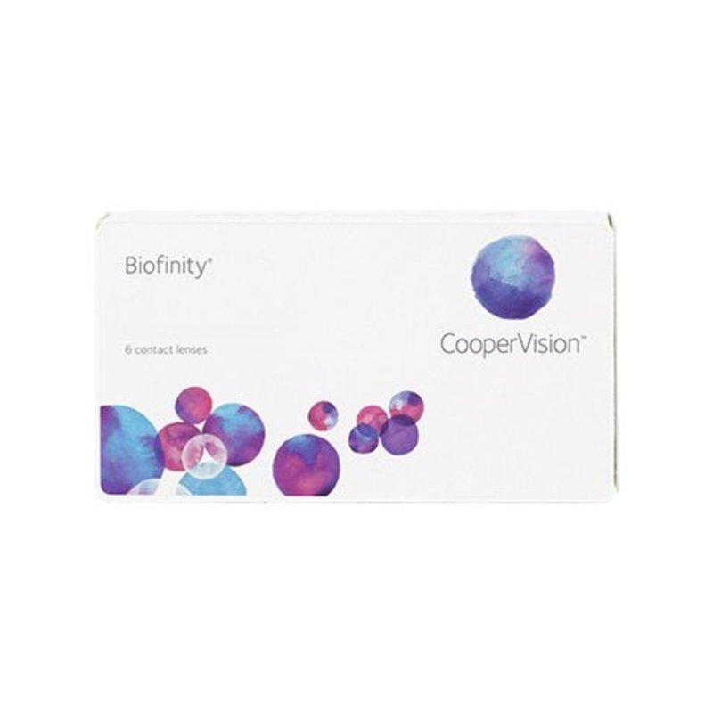 Biofinity 6er Box Monatlinsen