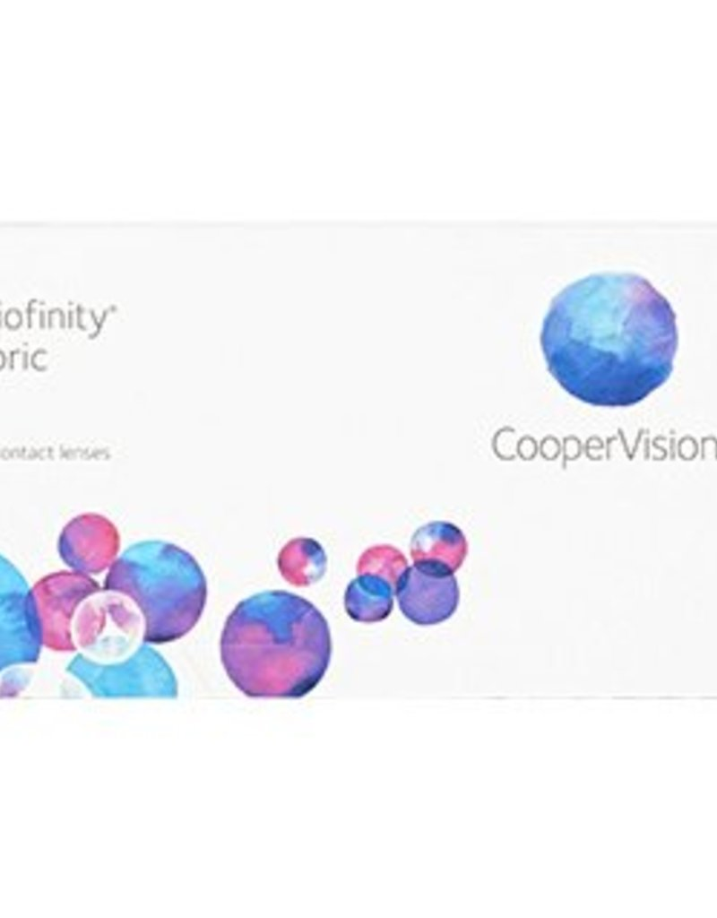 Biofinity Toric 3er Box Monatslinsen