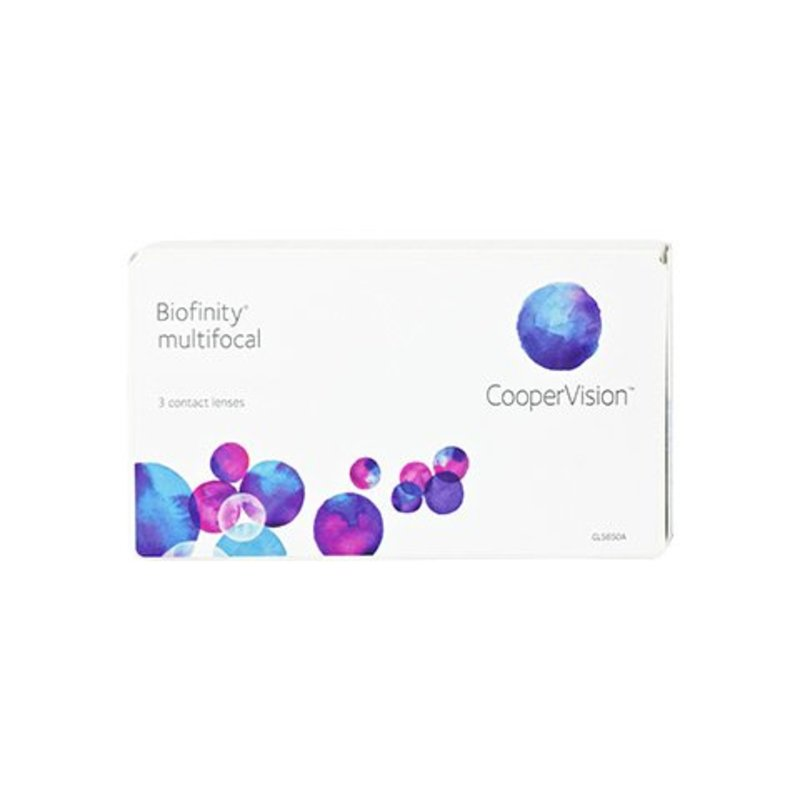 Biofinity Multifocal 3er Box Monatslinsen