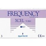 Frequency XCEL Toric 3er Box Monatslinsen