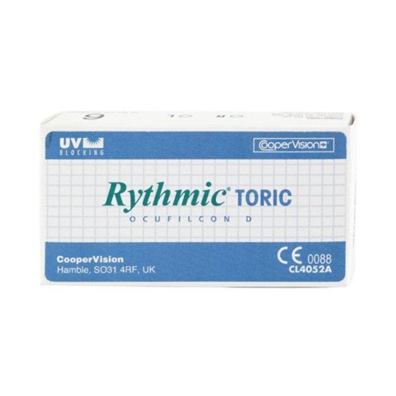 Rythmic Toric 6er Box Monatslinsen