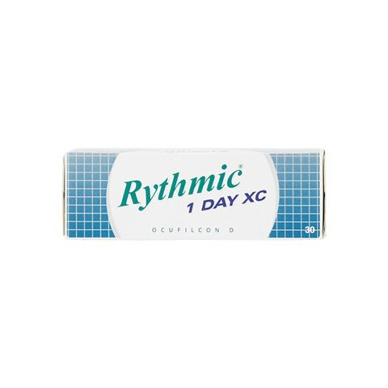 Rythmic 1 Day XC 30er Box Tageslinsen