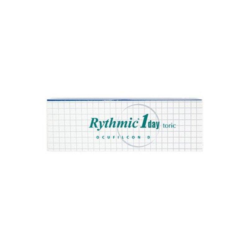 Rythmic 1 Day Toric 30er Box Tageslinsen