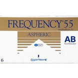 Frequency 55 Aspheric 6er Box Monatslinsen