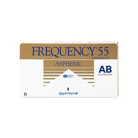 Frequency 55 Aspheric 6er Box